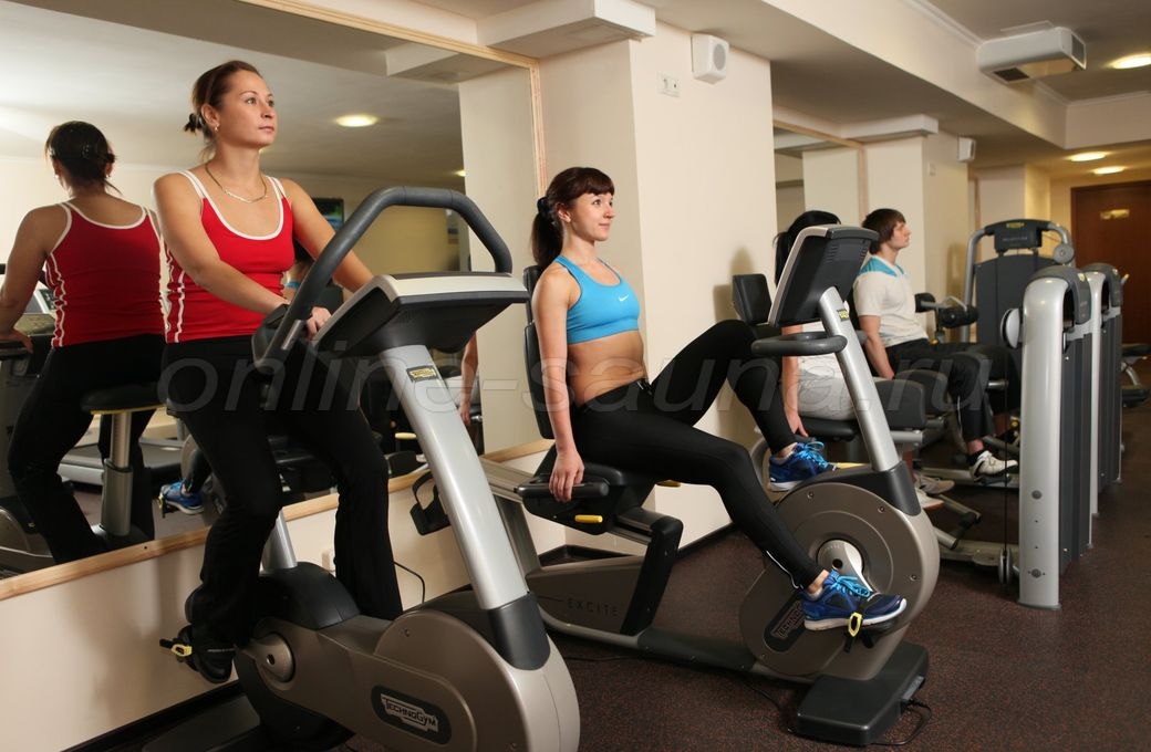Park Hotel, центр фитнеса и досуга