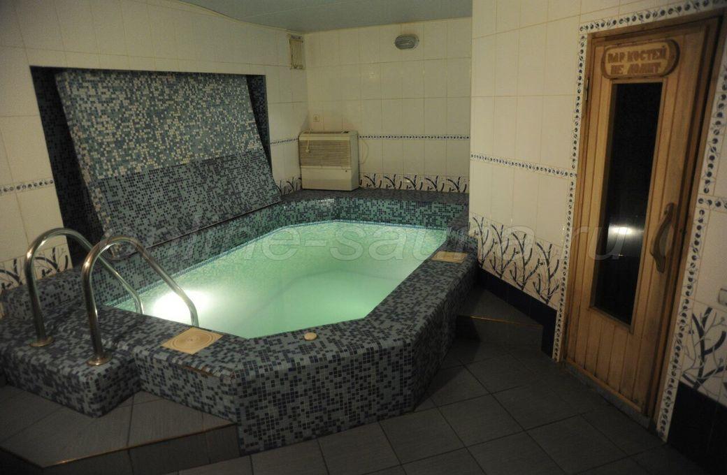Посейдон, банный комплекс